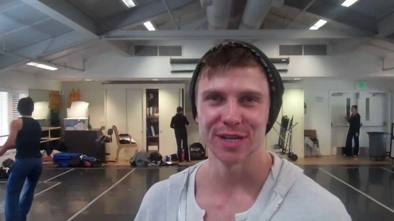 Diablo Ballet's Resident Choreographer, Robert Dekkers