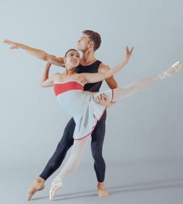 Diablo Ballet dancers Mayo Sugano and Ray Tilson photo:Bérenger Zyla