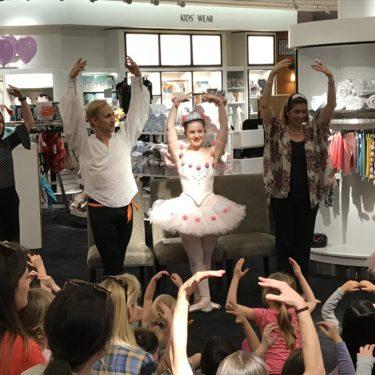 Angelina Ballerina Storytime