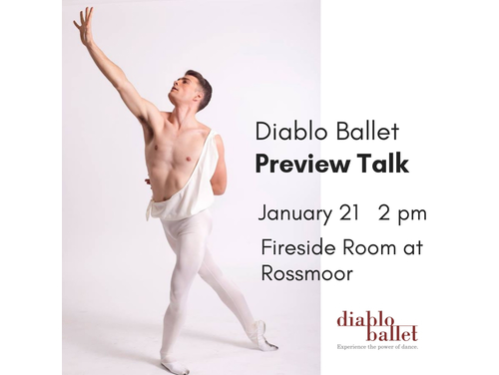 Balanchine and Beyond preview talk