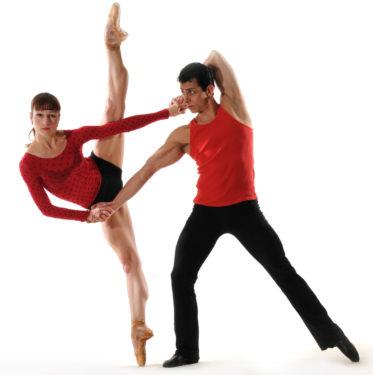 Tina Kay Bohnstedt and David Fonnegra