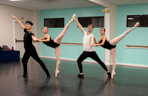 DBS Advanced Ballet